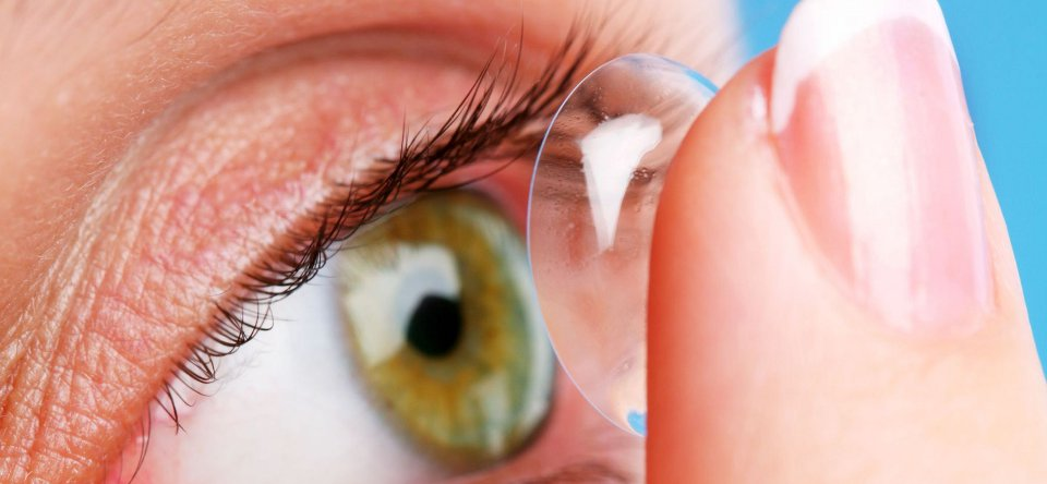 Contact Lenses at Boca Family Eye Care