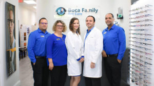Get an Eye Exam at Boca Family Eye Care